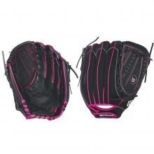"Wilson 12"" Flash Youth Fastpitch Softball Glove"