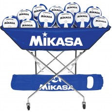 Mikasa BCH Volleyball Hammock Ball Cart