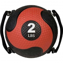 Champion 2 lb Rhino Ultra Grip Medicine Ball, SMD2