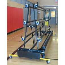 GymSafe Premium Storage Rack, 8 ROLL