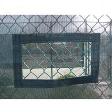 Aer-Flo Boxed Hemmed Window