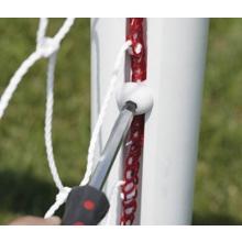 Kwik Goal 100/pk Tamper Resistant Soccer Net Clips, 10B3401