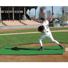 Pitching Mound Turf Mat, 6' x 12'