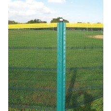 Grand Slam w/ Pockets Mesh Outfield Fence Package, 50'
