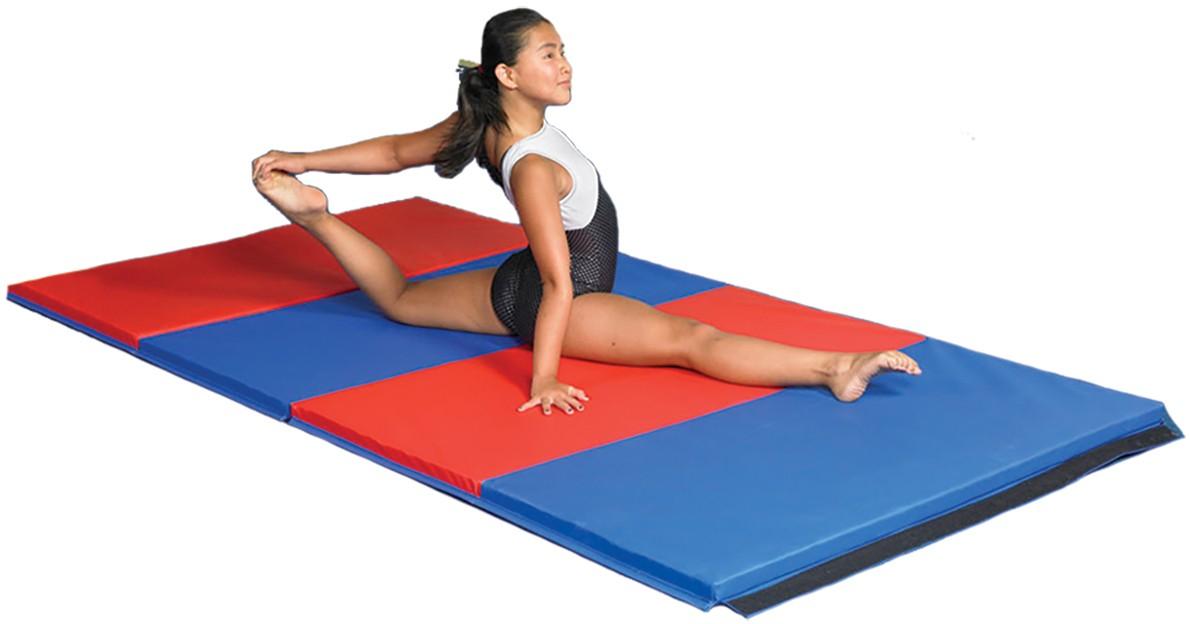 Gymnastics Mat 1 1 2 Quot Foam 5 X 10 2 Velcro Ends