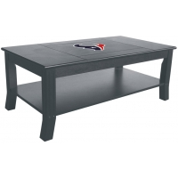 Houston Texans NFL Hardwood Coffee Table