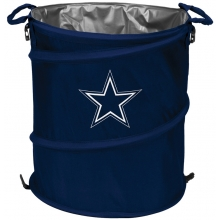 Dallas Cowboys NFL Collapsible 3-in-1 Hamper/Cooler/Trashcan