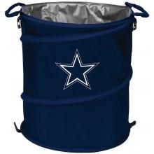 Dallas Cowboys NFL Collapsible 3-in-1 Hamper/Cooler/Trashcan