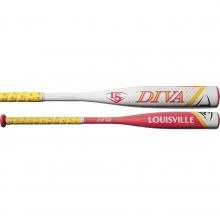 2018 Louisville Diva -11.5 Youth Fastpitch Softball Bat, WTLFPDV18A115