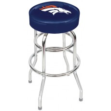 "Denver Broncos NFL 30"" Bar Stool"