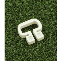 Gill 484050 Soccer Net Attachment Clips, pk of 50