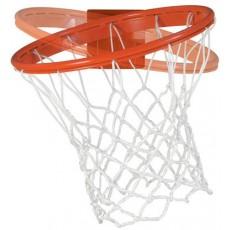 "Bison BA3180S Baseline Collegiate 180 Breakaway Basketball Goal, 42"" x 72"""