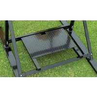 Fisher CLCP Coaches Platform for CL Blocking Sleds