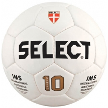 Select Numero 10 Soccer Ball, SIZE 5, White