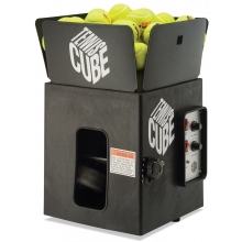 Tennis Tutor Cube w/ Oscillator Ball Machine