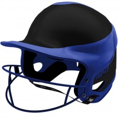 Rip-It Fastpitch Batting Helmet, AWAY Extra Small-Royal
