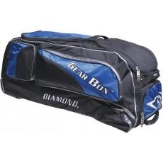"Diamond GBox Catcher's Equipment Bag, 38""L x 15""W x 15""H"