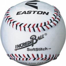 "Easton 9"" Incrediball SoftStitch Training Baseball, A122305T , ea"