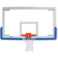 "Jaypro GBRUB-42 Non-Breakable Glass Basketball Backboard, 42"" x 72"""