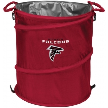 Atlanta Falcons NFL Collapsible 3-in-1 Hamper/Cooler/Trashcan