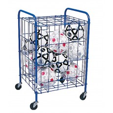 Jaypro Mini Equipment Totemaster Ball Cart, TE-30