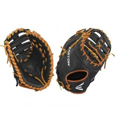 "Easton 12.75"" Game Day First Base Baseball Mitt, GMDY 1B38BKTN"
