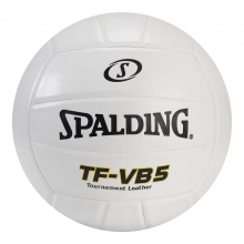 Spalding TF-VB5 NFHS Leather Volleyball