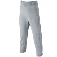 Wilson Belt Loop Baseball Pants, YOUTH, Gray