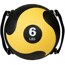 Champion 6 lb Rhino Ultra Grip Medicine Ball, SMD6