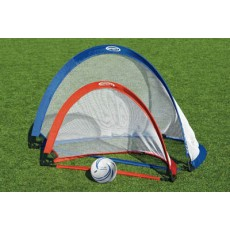 Kwik Goal 2B7204P WEIGHTED Infinity Goal, 4' Medium, RED