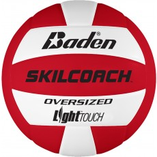 "Baden VXT2 Skilcoach Light 2 Oversized Training Volleyball, 31""-32"""