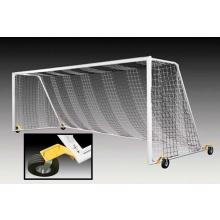 Kwik Goal 2B3406SW Evolution EVO 2.1 Soccer Goals w/ SWIVEL WHEELS, pair