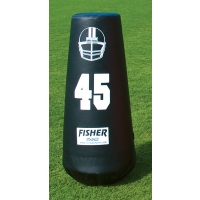 "Fisher 10145 Junior Football Pop-Up Dummy, 45""H"