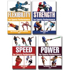 Sports Performance 4-Pack DVDs