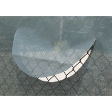 Half Moon, Flap Vents for FenceMate Polyproplene Screen