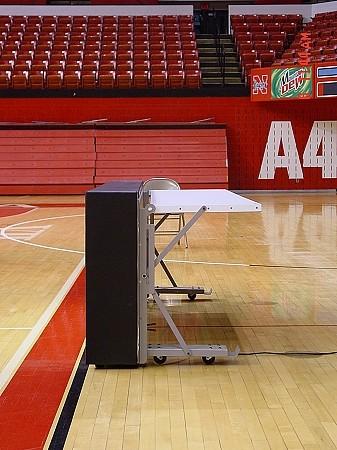 Basketball Scorer S Table Backlit