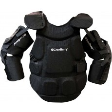 CranBarry Field Hockey Goalie Chest Protector & Arm Guards