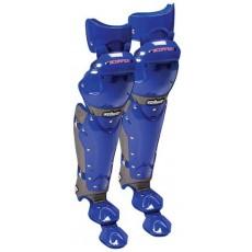 """Schutt Scorpion Catcher's Leg Guards 17"""""""