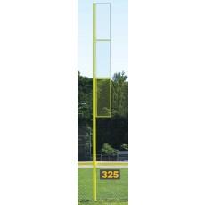 Jaypro BBCFP-20 20'H Economy Baseball Foul Poles (pair)