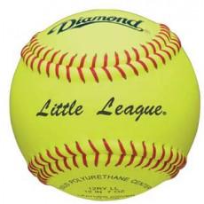 "Diamond 12RYSCLL 47/375 12"" Little League Fastpitch Softballs, dz"