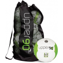 Gill 54105 Upper 90 Soccer Balls & Bag, Size 5, set of 10