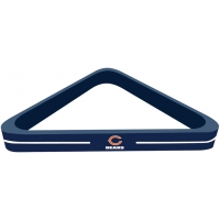 Chicago Bears NFL Billiards Triangle Rack