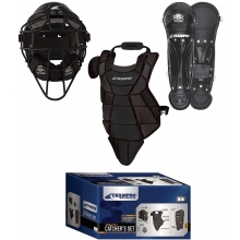 Champro Age 6-9 Hel Max Youth/Tee Ball Catcher's Set, CBSY69B