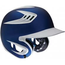 Rawlings S80 SENIOR 2-Tone 80 MPH Matte Finish Batting Helmet, S80X2S