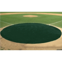 FieldSaver 20' diameter Pitcher's Mound Cover, VINYL