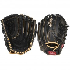 "Rawlings 12"" Shut Out Fastpitch Softball Glove, RSO120BCC"