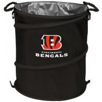Cincinnati Bengals NFL Collapsible 3-in-1 Hamper/Cooler/Trashcan