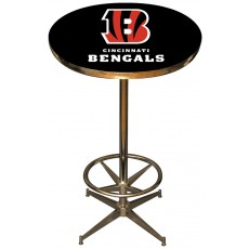 Cincinnati Bengals NFL Pub Table