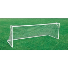Kwik Goal (pair) 6.5' x 18.5' Deluxe European Club Soccer Goals, 2B3004