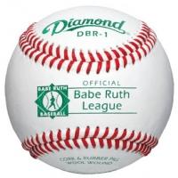 Diamond DBR Babe Ruth Tournament Baseballs, dz